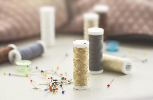 šití je hobby