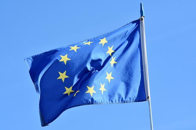 vlajka Evropská unie