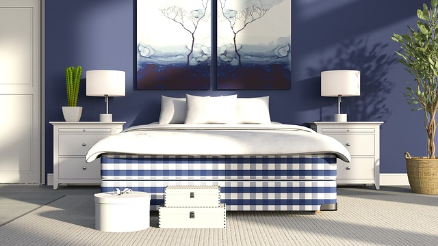Noční stolky, které oceníte v ložnici
