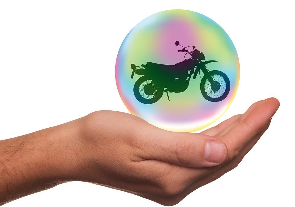 pojištění motorky